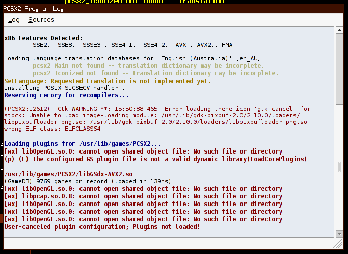 Howto: Get the PPA builds working on x86_64 Void Linux (and